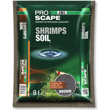 JBL ProScape Shrimps Soil BROWN