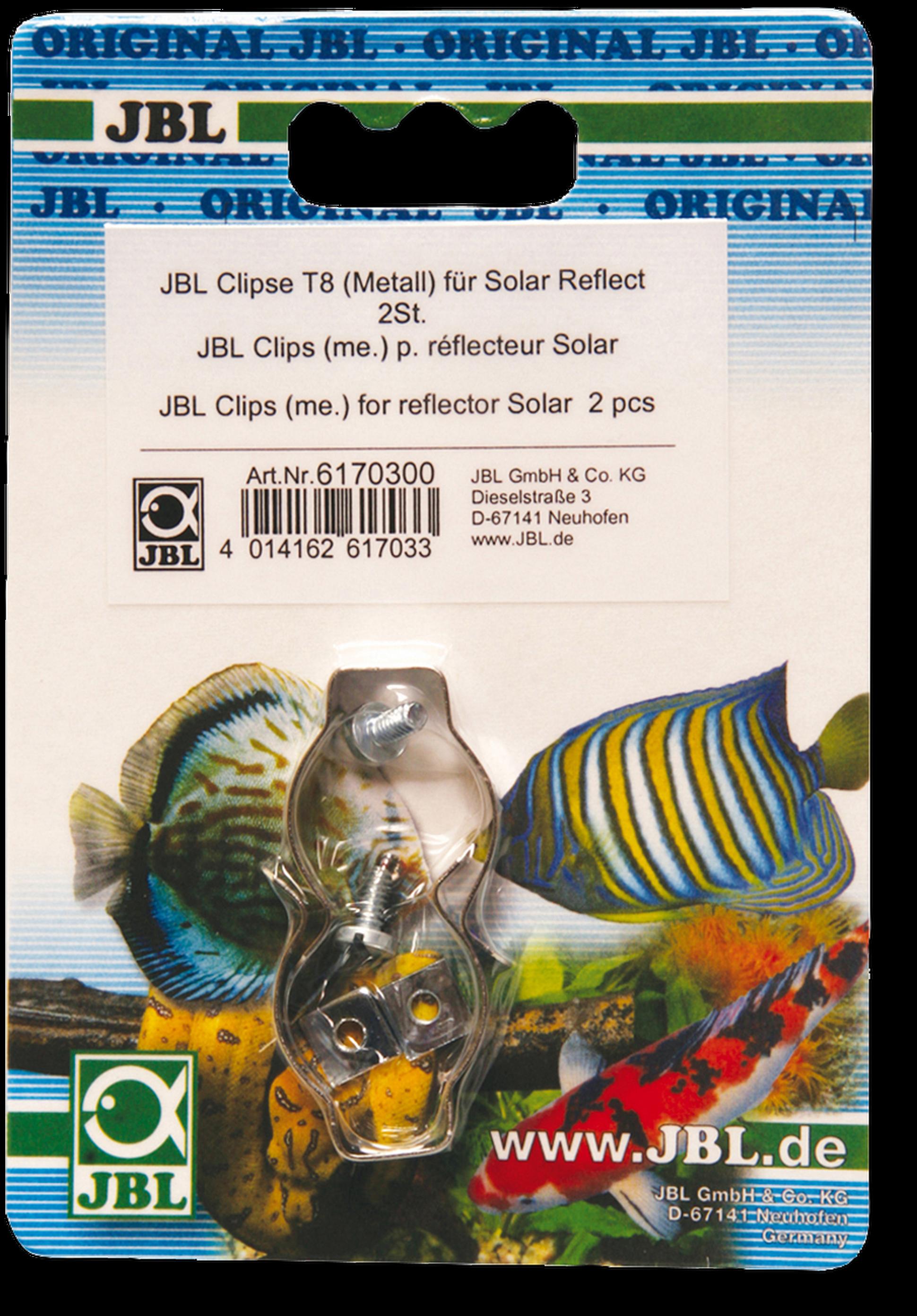 JBL clips T5 T8 metal
