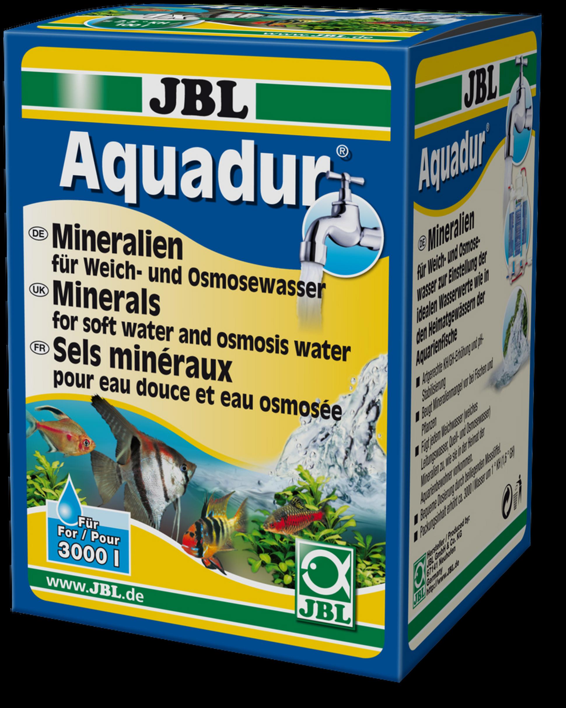 Turbo JBL Aquadur JU57