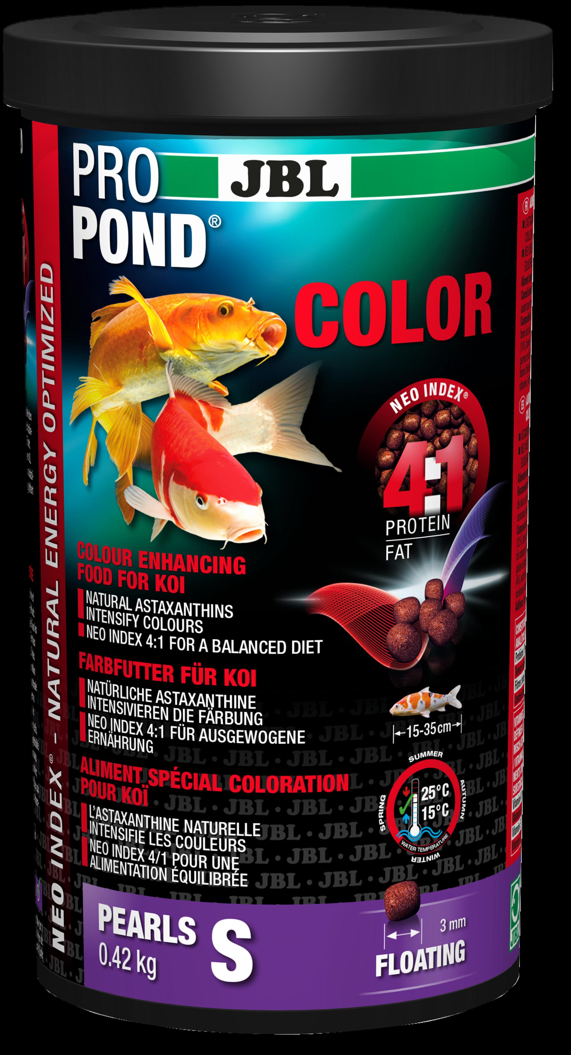 JBL ProPond Color S