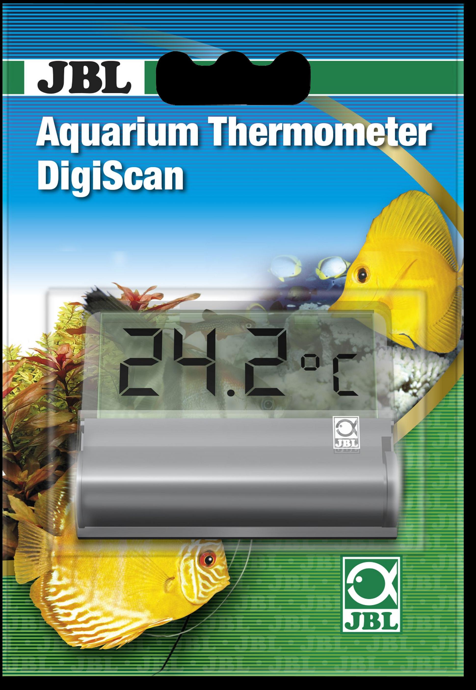 Jbl termometro per acquari digiscan for Termometro per acquario tartarughe