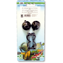 JBL suction cup with clip, 23-28 mm, 2x