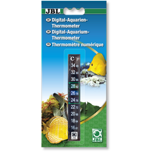 JBL Aquarium Thermometer Digital