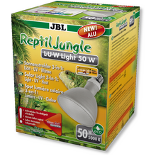 JBL ReptilJungle L-U-W Light alu