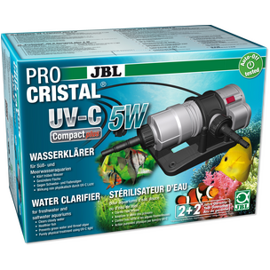 Jbl Procristal Uv C Compact Plus 5w