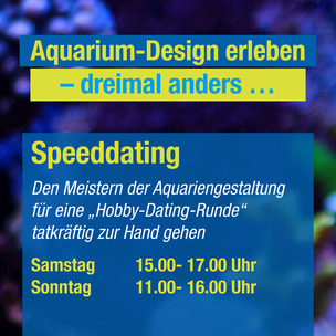 Speed dating samstag