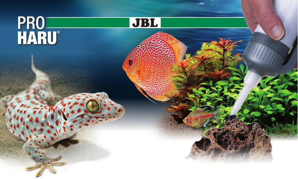 JBL ProHaru Rapid und Universal (Foto ©JBL.de)